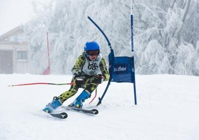 Division 2 Boys Alpine GS – Race Shots