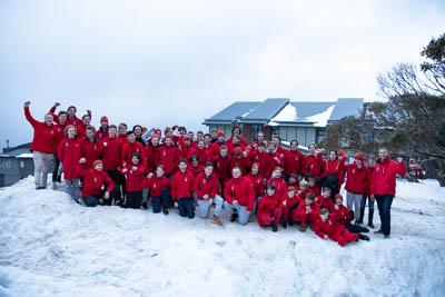 Scotch College Group photos
