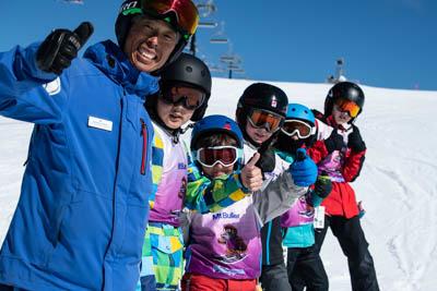Ski School Echidnas and Platypus