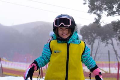 Bunyip Ski School Morning
