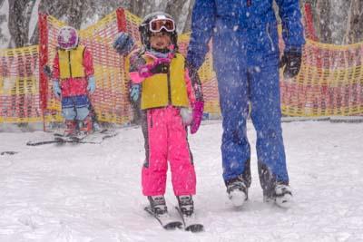 Bunyips Ski School Afternoon