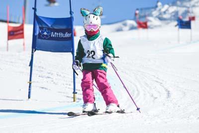 Snow Racer Bib 1-50