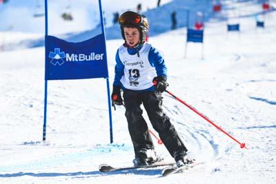 Ski Club Victoria Bib 1-60