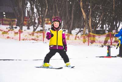 Ski School Bunyips Afternoon