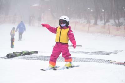 Bunyips Ski School Morning Class