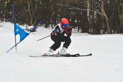 Snow Racer (second run)