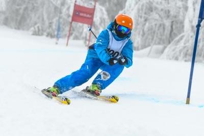 Snow Racer Div 1,2,3,4 Race Shots