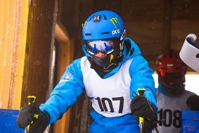 Snow Racer Div 1,2,3,4 Gate shots