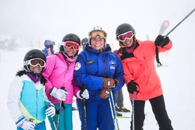 Ski School & Bourke St Family