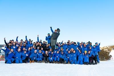 Ski School Staff photos