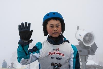 Ski School Afternoon