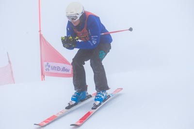 Division 2 Girls Ski Cross First Run