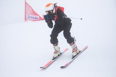 Division 2 Girls Ski Cross Second Run