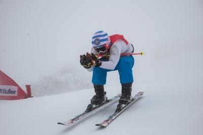 Division 2 Boys Ski Cross First Run